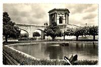 CPSM 34 Herault Montpellier Jardin du Peyrou Le Château d'eau