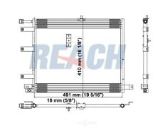 A//C Condenser APDI 7014640 fits 91-98 Saab 9000