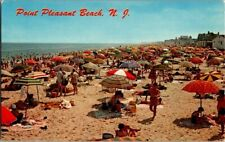 1950'S. POINT PLEASANT BEACH, NJ. POSTCARD. TW2