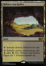 Cuevas de koilos foil/Caves of koilos | nm - | m15 | ger | Magic mtg