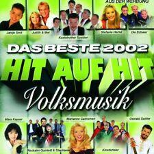 Hit auf Hit 2002: Volksmusik Nockalm Quintett & Stephanie, Jantje Smit,.. [2 CD]
