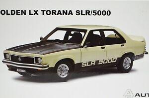 1:18 Scale Holden LX Torana SLR/5000 Chamois #73463 Autoart Model Car