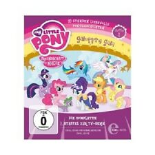 MY LITTLE PONY - KOMPLETTE 1.STAFFEL: GALLOPING GALA 3 BLU-RAY KINDER NEU