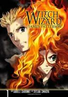 Complete Set - Lot of 3 Witch & Wizard: the Manga - James Patterson Vol. 1 2 3