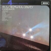 SOUNDS GALACTIC - An Astromusical Odyssey ~ VINYL LP