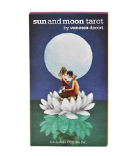 Sun and Moon Tarot Deck/Cards - Divination, Spellcraft, Meditation, Magick