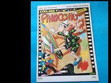JACOVITTI: PINOCCHIO (LISCA DI PESCE nr. 72)