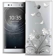 "Coque Crystal Gel Pour Sony Xperia XA2 ULTRA (6"") Souple Summer Papillons"