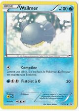 Wailmer -Noir & Blanc- Dragons Exaltés - 25/124 -Carte Pokemon Française Neuve