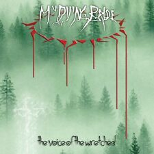MY DYING BRIDE - Voice Of The Wretched CD ALBUM LIVE