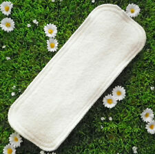 Doublure éponge de coton bio pour couche lavable