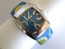 Louis Arden Casual Woman's Quartz Spring Bangle / Band Fashion Watch
