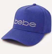 NWT BEBE LOGO RHINESTONE BASEBALL CAP 1 SIZE Take shade with this bebe cap