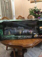 21st century toys 1/18 airplanes TBF-1 Avenger