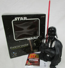 Darth Vader Collectible Bust Star Wars Revenge of the Sith Chipped Light Saber