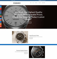 OMEGA WATCHES Website Earn £98 A SALE|FREE Domain|FREE Hosting|FREE Traffic