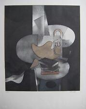 MINAUX ANDRE GRAVURE 1983 SIGNÉE AU CRAYON NUM/150 HANDSIGNED NUMB/150 ETCHING