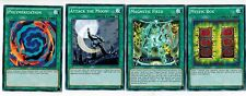 Polymerization_Mystic Box_Magnetic Field_ Attack the Moon!_ Muto Set     yugioh