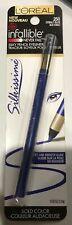 L'Oréal Paris Infallible Eye Silkissime Eyeliner - Cobalt Blue Full Size NEW