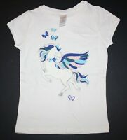 New Gymboree Outlet Unicorn Pegasus Horse Glitter Top Tee NWT 2T 3T 4T Girls
