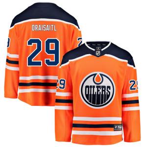 Edmonton Oilers Jersey Men's (Size S) NHL 29 Draisaitl Home Jersey - New