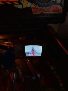 Hurricane Pinball mod - TV with high quality VIDEO playback!