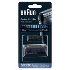 Braun Series 1 10B/20B Testina di Ricambio Compatibile con i Rasoi CruZer e d...