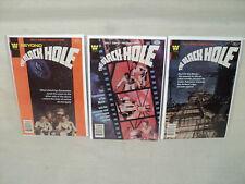 Black Hole 1-3 SET Nice! Walt Disney 1980 Gold Key Comics (s 9809)