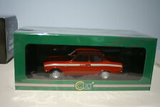 Cult Scale Models Ford Escort MK1 Mexico 1973 Red 1:18 CML063-1