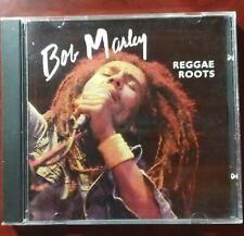 Bob Marley & The Wailers Reggae Roots (CD, 1988, Garland) MADE IN USA