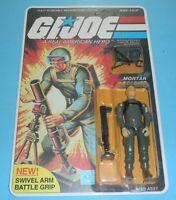 1983 GI Joe Short Fuze Figure Complete Sealed MOC *CUSTOM* Full Card Back *READ*