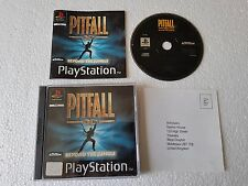 PSX SONY PLAYSTATION PITFALL 3D