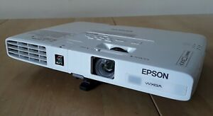 Epson EB-1771W - 3LCD HD Projector - Immaculate Condition.