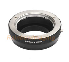 Minolta MD lens to Samsung NX1 NX500 NX3000 NX300M NX300 NX33000 camera adapter