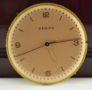 Zenith 106 cal. Dial And Movement Dial Diameter 32mm Handwinding