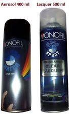 TOYOTA 182 BLUISH GREY MET Car Paint Spray Cans Aerosol & Laquer