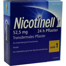 NICOTINELL (EurimPharm,Re-Import) 52,5 mg 24 Stunden Pflaster 21 st  PZN 1262021