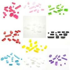 13x Universal Silicone Anti-Dust USB Port Plug Cover Stopper For Laptop Notebook