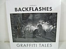 BACKFLASHES GRAFFITI TALES by ruedione HARDCOVER BOOK ginko press 1ST EDITION us