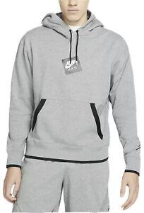 Jordan Jumpman Classics Men's Fleece Pullover Hoodie CV2244-091 Medium Fast Ship