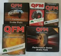 QFM DB1375 front brake pads set