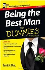 Étant The Best Man For Dummies par Bliss,Dominic,Nouveau Livre,(Livre de Poche)