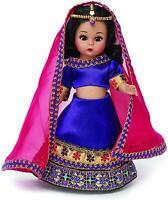 """INDIAN RAAJAKUMAAREE 8"""" Madame Alexander Wendy Doll BRUNETTE/BROWN EYES 75140"""