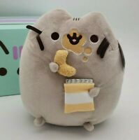 "NEW Pusheen the Cat Cheese Puffs Cheetos 10"" Plush NWT"