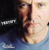 Phil Collins CD Testify - Europe (M/EX+)