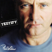 Phil Collins ‎CD Testify - Europe (M/EX+)