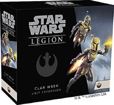 Clan Wren Unit Expansion Star Wars: Legion FFG NIB