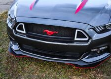 ford mustang front splitters 2015 2016 2017
