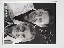 SANDLER & YOUNG Singing Duo Autographed 8x10 Glossy B&W Photo with COA