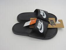 Nike Benassi JDI Men's Slip On Sandals, Size 11 - Black | CASUAL COMFORT, SPORTY